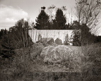 Linda Connor, 'Granite and Lichen... after early Linda Connor, from The Olson House', 2006