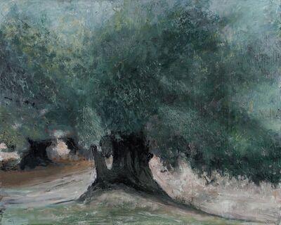 Albert Hadjiganev, 'L'oliveraie'