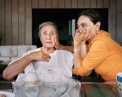 Rania Matar, 'Brigitte and Huguette, Ghazir Lebanon', 2014