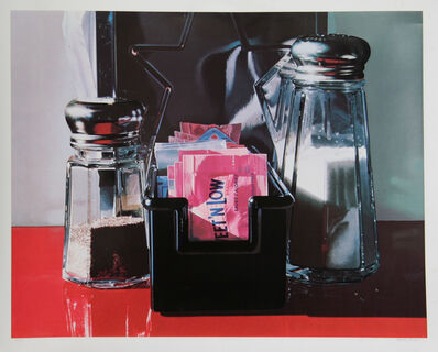 Ralph Goings, 'Sweet and Low', ca. 1990