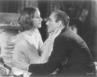 Unknown Artist, 'Greta Garbo and John Barrymore, Grand Hotel', 1932