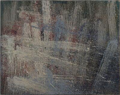 Alfredo Chighine, 'Serchio', 1959