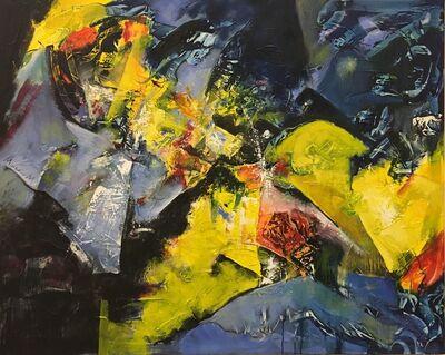 Moisés Moreno, 'Composition No. 99', 2017