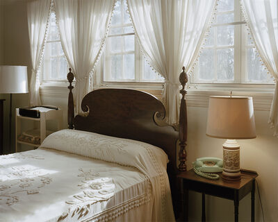 Tema Stauffer, 'Eudora Welty's Bedroom, Jackson, Mississippi', 2020