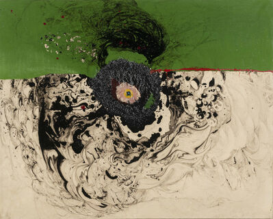 Gianni Dova, 'Composizione nucleare', 1952