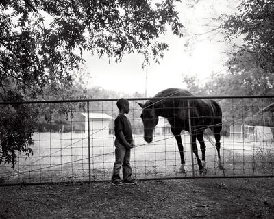 Isabelle Armand, 'Jerry and horse', 2013