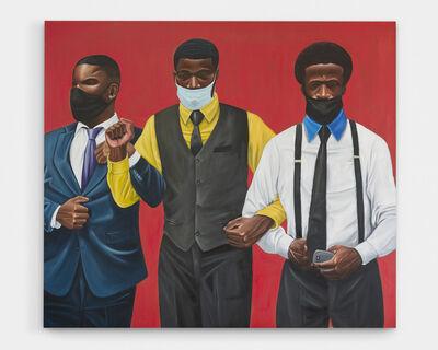 Zemba Luzamba, 'Forefront', 2020