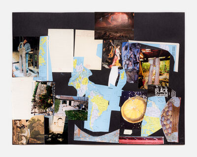 Simone Fattal, 'Travel Is Impossible', 2020