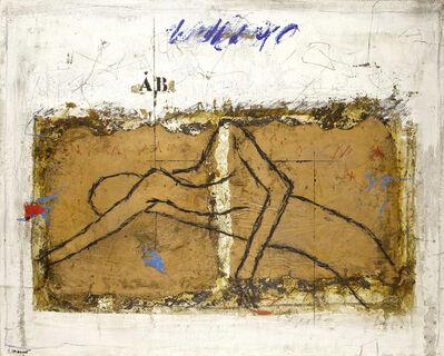 James Coignard, 'Repos syncopé', 2004