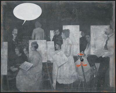 Armando Romero, 'Drawing Classes', 2008