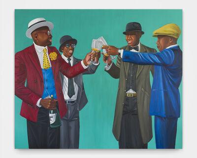 Zemba Luzamba, 'League of Gentlemen', 2021