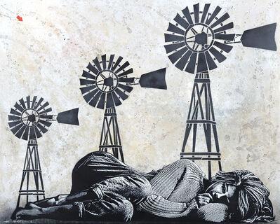 Jef Aérosol, 'EOLIAN DREAM', 2017
