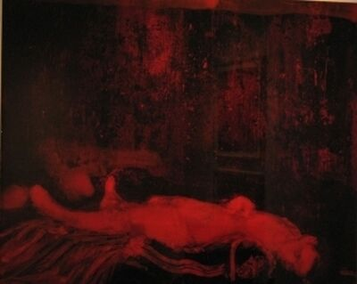 Michael David, 'Red Louis Dreaming I', 2006