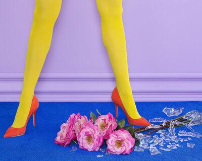 Ramona Rosales, 'Loves Me, Loves Me Not', 2014