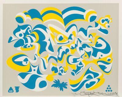 Rostarr, 'Butterfly in the Hurricane', 2004