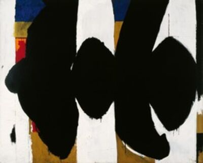 Robert Motherwell, 'Elegy to the Spanish Republic XXXIV', 1953 -1954