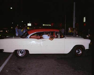 Joe Maloney, 'Chevy, Asbury Park, New Jersey', 1980