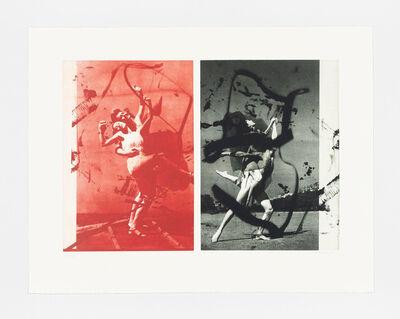 Arturo Herrera, 'Four Dancers', 2014