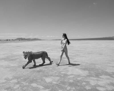 Sylvie Blum, 'The walk', 2008