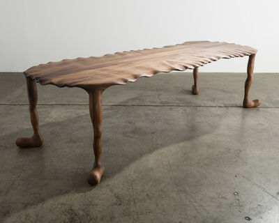 "The Haas Brothers, '""Young Willing & Table"" Dining Table', 2016"