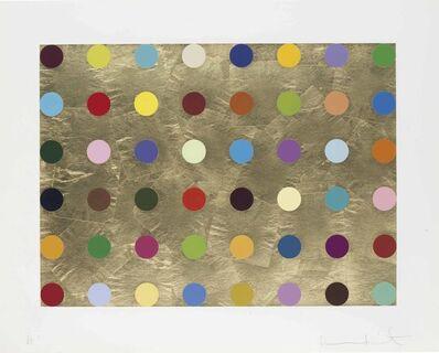 Damien Hirst, 'Gold Thioglucose', 2008