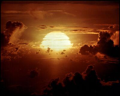 Michael Light, '100 SUNS: 091 APACHE', 2003