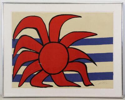 Alexander Calder, 'Sun and Sea', ca. 1980s