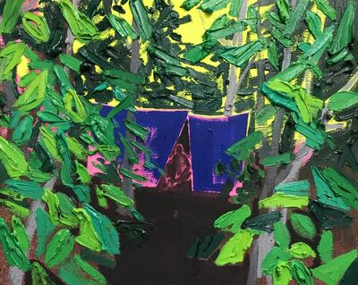 Kim Dorland, 'Shelter', 2017