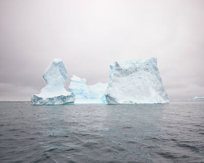 David Burdeny, 'Iceberg 04, Disko Bay, Greenland', 2017