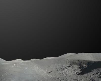 Nicolas Sanchez, 'Shorty Crater', 2018