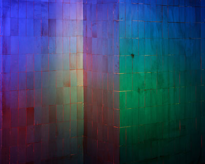 Chen Wei, 'Colorful Wall', 2015