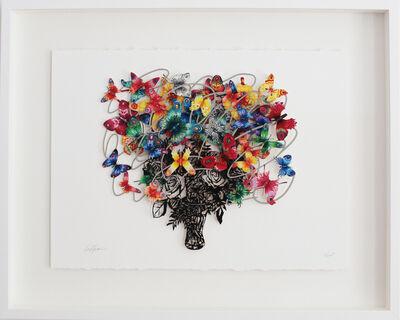 David Gerstein, 'Synergy - Paper Cut', 2013