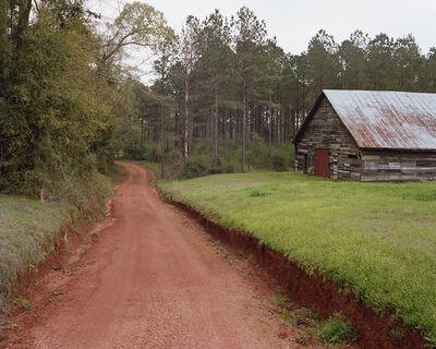 Tema Stauffer, 'Red Clay Driveway, Perdue Hill, Alabama', 2019