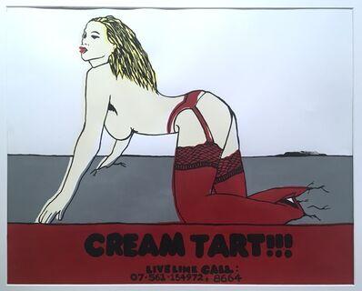 Kilroy Savage, 'Cream Tart', 2019