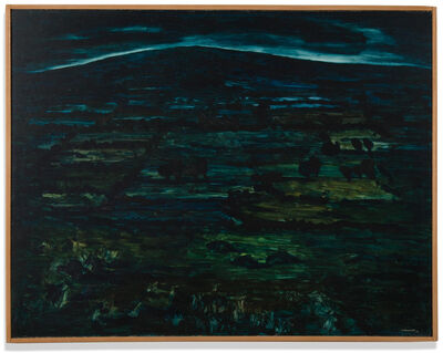 Kazuo Nakamura, 'Twilight', 1953