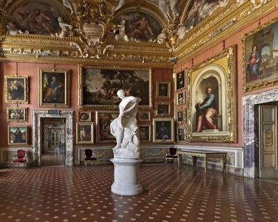 Massimo Listri, 'Palazzo Pitti, Sala di Venere, Florence, Italy', 2018