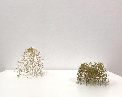 Christiane Löhr, 'Little Concave Form + Little Dome', 2016