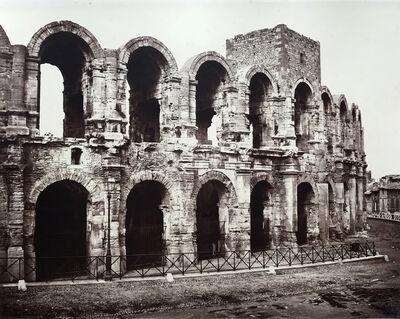 Édouard Baldus, 'Arles. Amphitheatre', ca. 1859