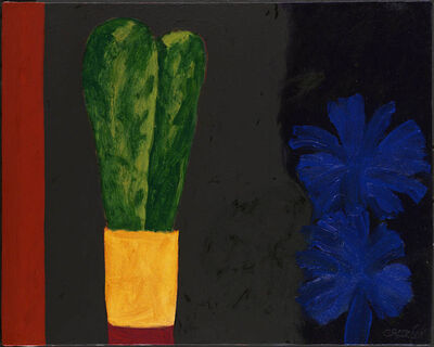 William Crozier, 'Still Life, Plant Room', 2007
