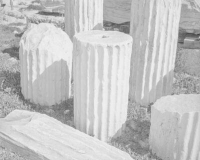 Sybren Vanoverberghe, 'pillars', 2017