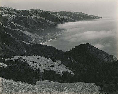 Edward Weston, 'The Big Sur', 1945