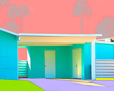 Janet Milhomme, 'Palm Springs Mod #1', 2018
