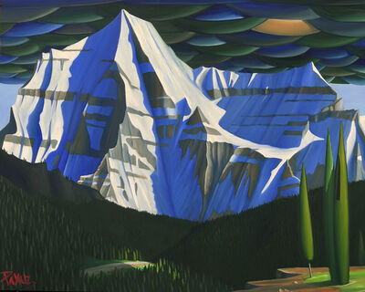 Glenn Payan, 'Mt Robson', 2019