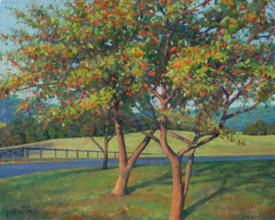 Bradley Stevens, 'September Crab Apples'