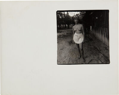 Diane Arbus, 'Waitress, Nudist Camp, N.J.', 1963