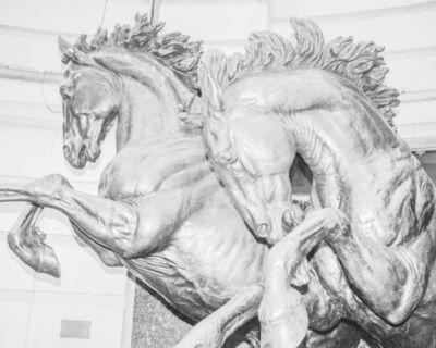 Sybren Vanoverberghe, 'white horses', 2017