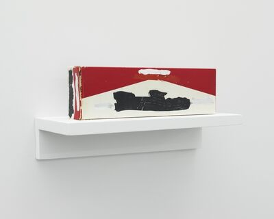 Mark Flood, 'Muted Cigarette Carton', 1983