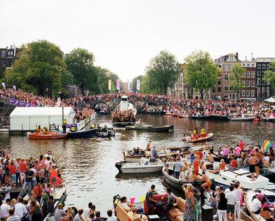 Tom Janssen, 'Gay Parade Amsterdan', 2015