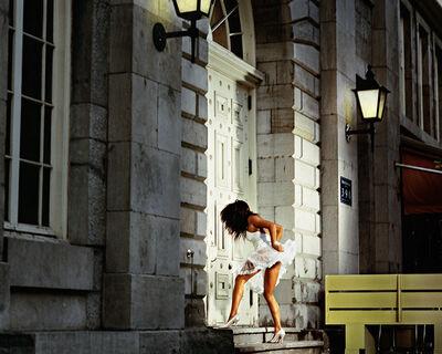David Drebin, 'Storming In', 2009