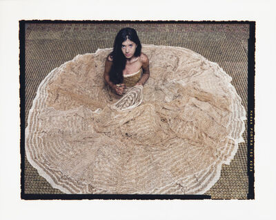Lalla Essaydi, 'Bullets Revisited #21', 2013